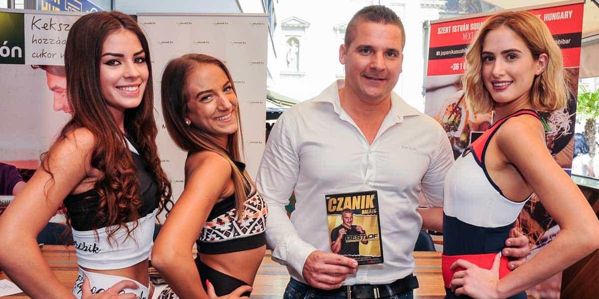 Elkészült a legújabb Czanik Balázs Best-of-Capoeira-2.-rész-DVD